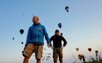 Hot Air Balloon Championships